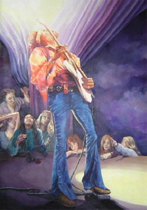 Jimi Hendrix live